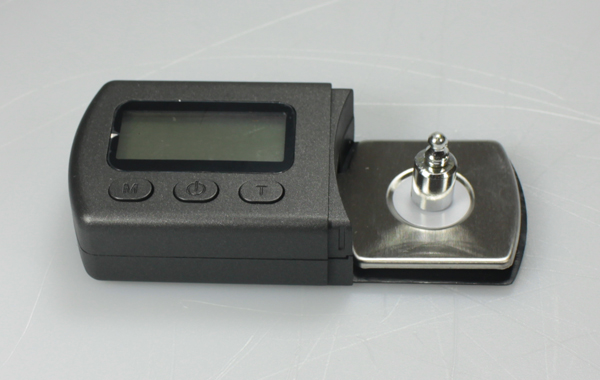 Analogis electronic tracking force gauge