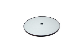 Rega glass turntable platter