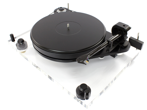 Pro-Ject 6-Perspex DC turntable