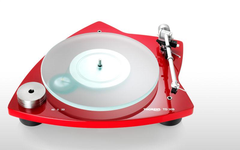 platine vinyle TD309 thorens
