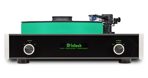 Mc Intosh MT-5 turntable