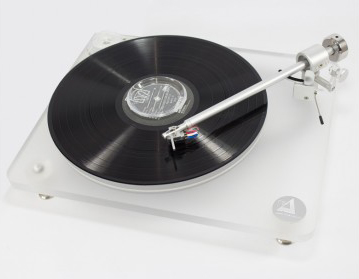 Clearaudio Whitemotion limited edition manual turntable