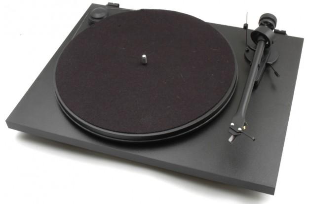 La platine vinyle Pro-Ject Essential II