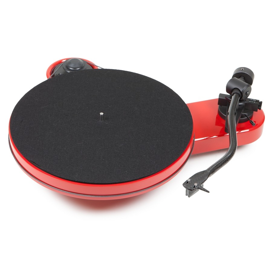 Pro-Ject RPM 3 Carbon manual turntable