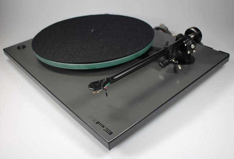 Platine vinyle Rega RP3