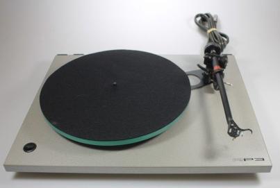 Rega RP3 manual turntable