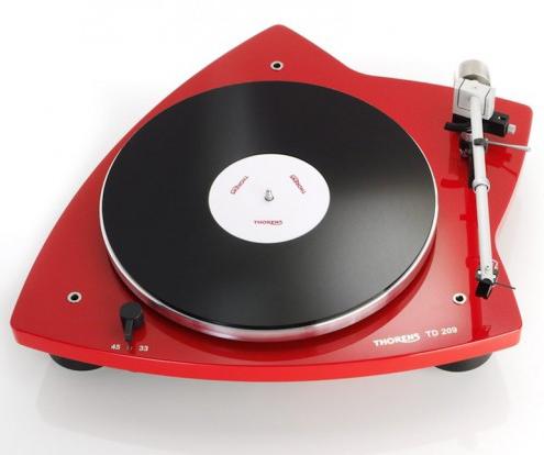 Platine vinyle Thorens TD 209