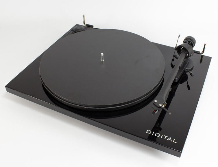 Optical outpur on a Pro-Ject Essential II Digital record player