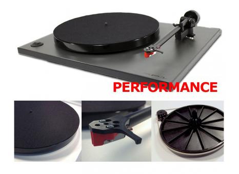 Platine vinyle Rega RP1 avec kit performance Rega