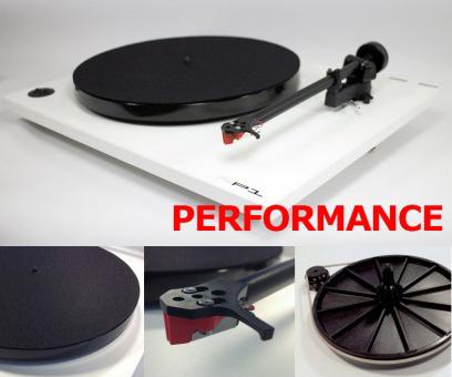REGA RP1 Performance Pack turntable
