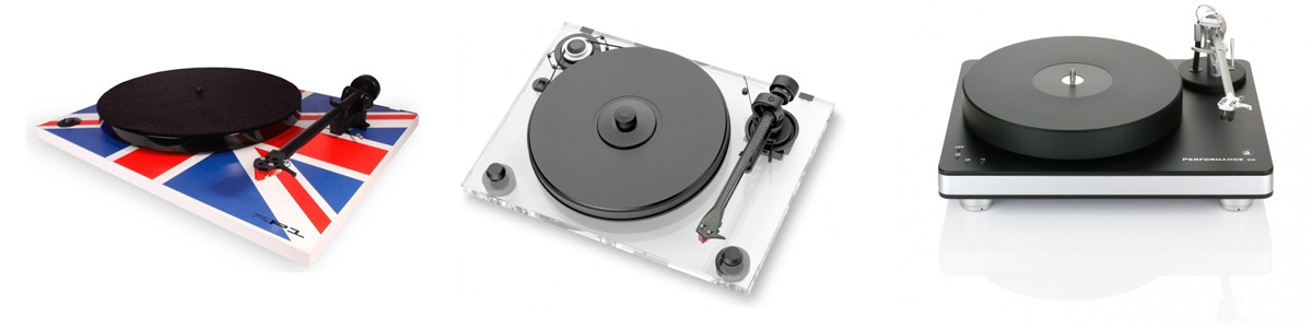 Entry-level - Mid-range - High-end: turntables for every budget