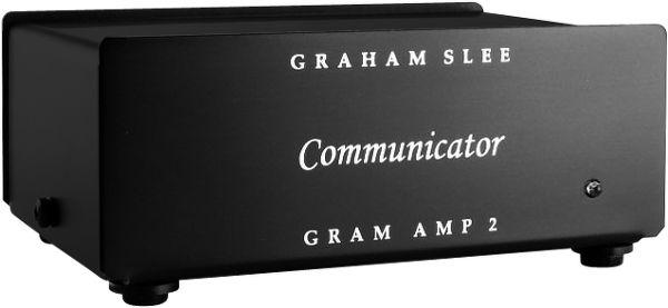 Graham Slee Gram Amp2 Communicator MM phono preamp