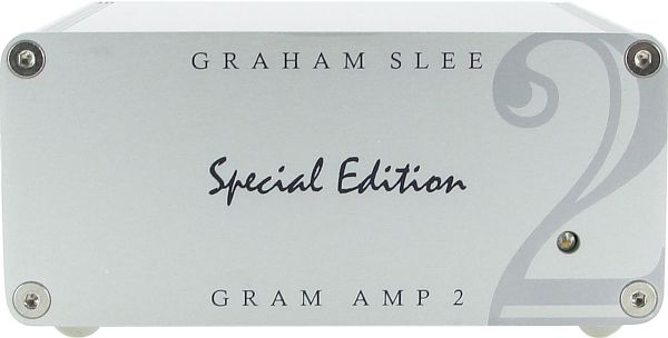 Graham Slee Gram Amp2 Special Edition MM phono preamp