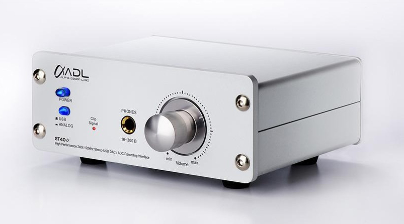 Préamplificateur phono Furutech ADL GT40 Alpha
