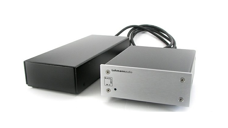 Préamplificateur phono Lehmann Black Cube SE II