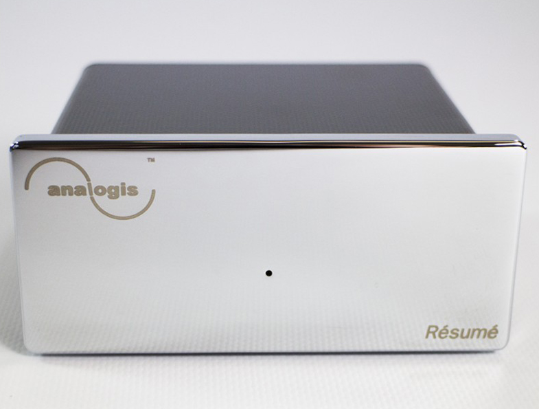 Préamplificateur phono MM/MC Analogis Resume