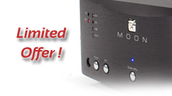 Buy one network player, get one free power line AV network kit!