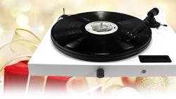 Idées cadeaux - Platines vinyles