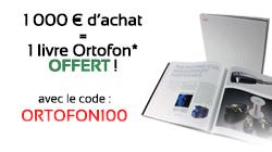 Le 100ème anniversaire d'Ortofon - Offre limitée !