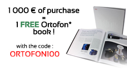 The 100th anniversary of Ortofon - Limited offer !